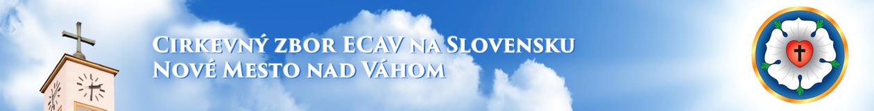 Cirkevný zbor ECAV na Slovensku – Nové Mesto nad Váhom